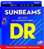 DR Sunbeam -  Nickel Plated Bass Strings wound on a Round Cores - Dudebroski Guitars