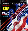 DR USA Flag Red White and Blue Electric Guitar Strings 10-46 - Dudebroski Guitars