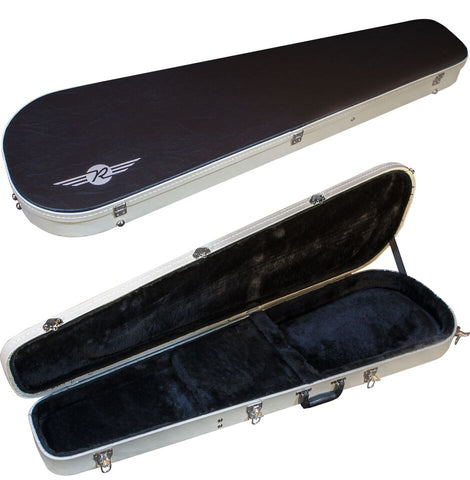 Reverend Premium Two Tone Bass Guitar Case