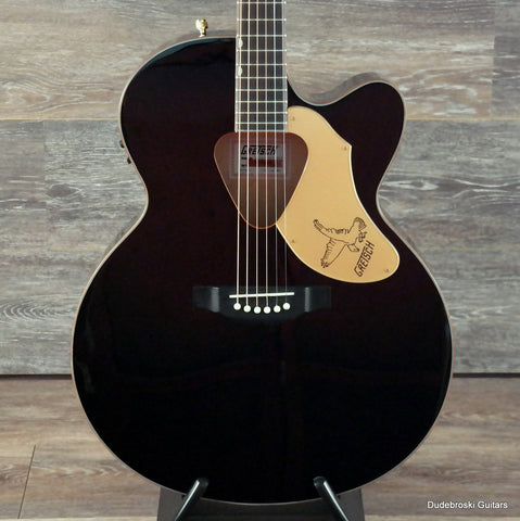 Gretsch G5022C Rancher Falcon Cutaway Acoustic-Electric Guitar - Dudebroski Guitars