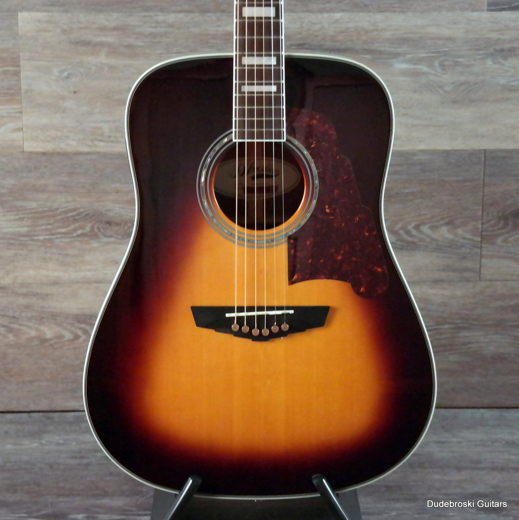D'Angelico Lexington ASD300 Rich, Organic Tone and Legendary Aesthetics