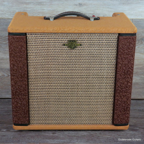 "Fender Ramparte Pawn Shop Series 9-Watt 1x12"" Guitar Combo - Dudebroski Guitars"