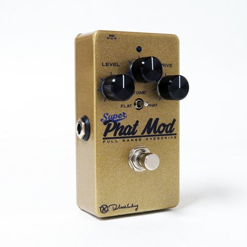 Keeley Super Phat Mod Overdrive - Natural Break-Up That Just Feels Good - Dudebroski Guitars