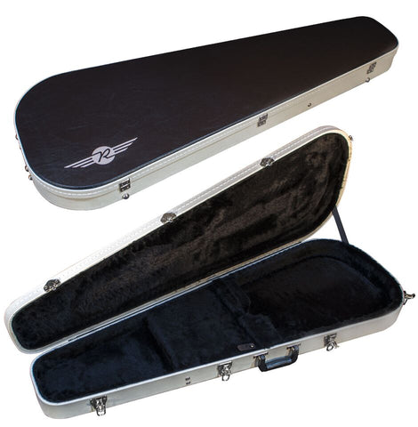 Reverend Premium Two Tone Large Guitar Case - Dudebroski Guitars