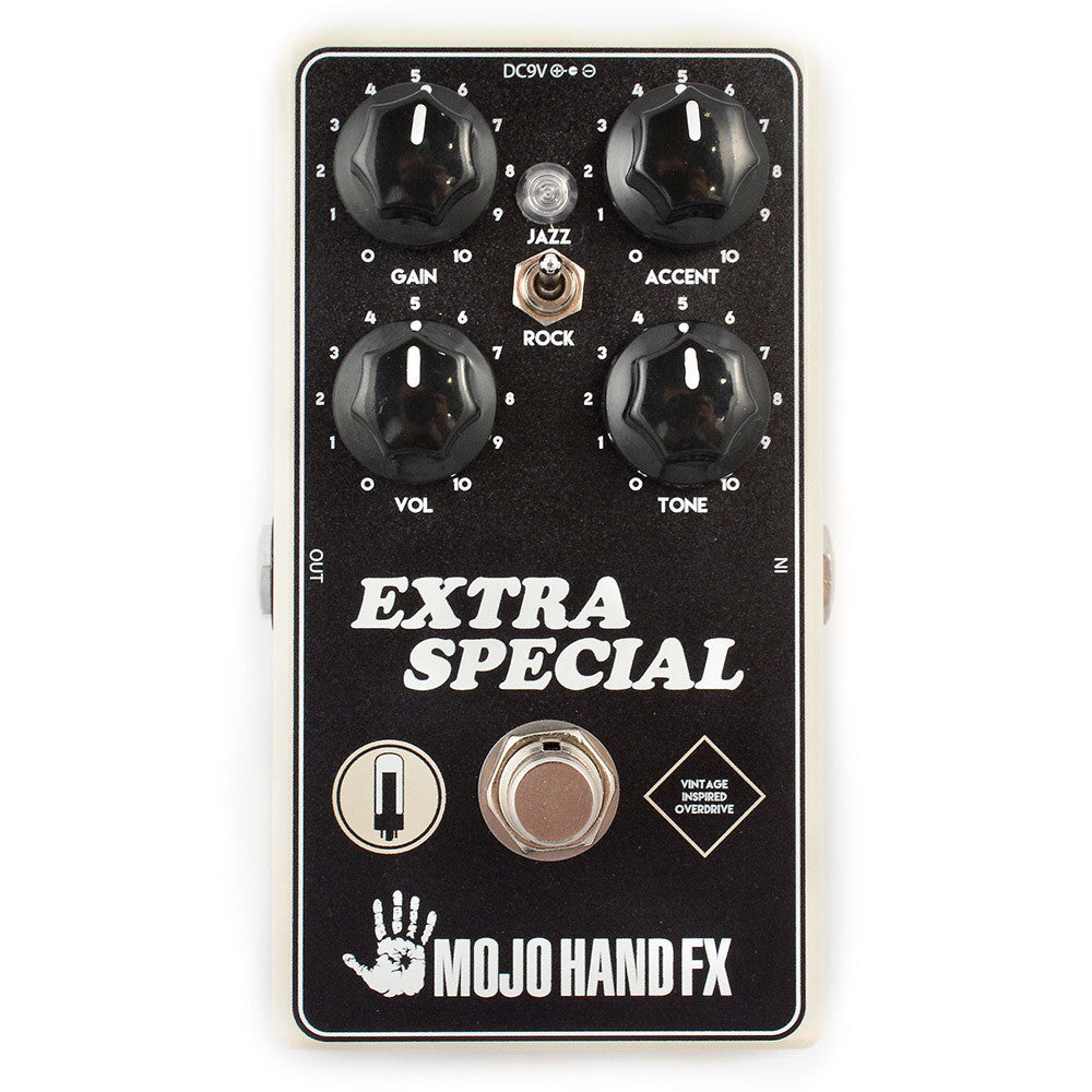 Mojo Hand FX Extra Special - Wide Range of Clean to Mean Gain Tones!