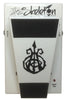 Morley DJ Ashba Skeleton Wah Artist Series Wah Pedal, Glows in the Dark