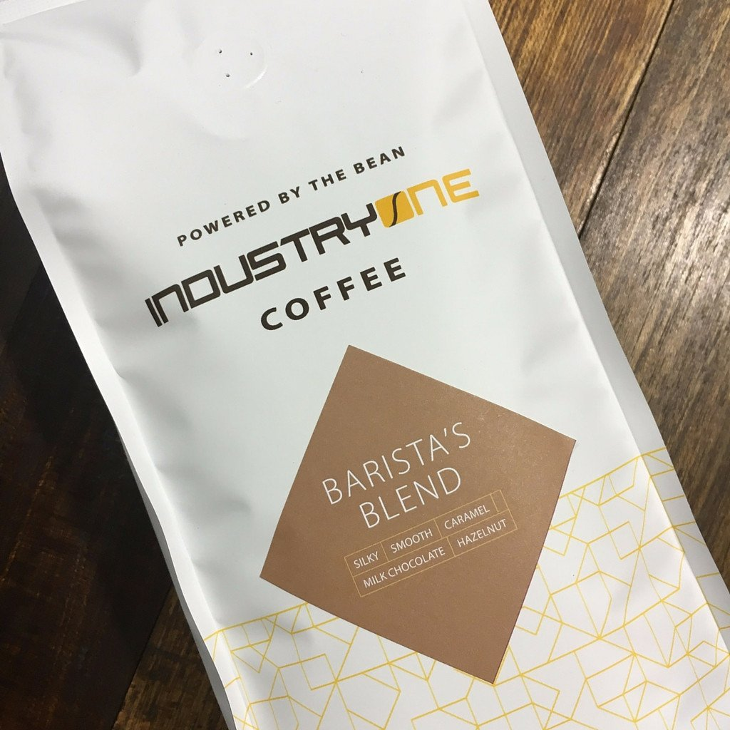 "Barista Blend - the ""Good Guy"" Specialty Coffee Blend"