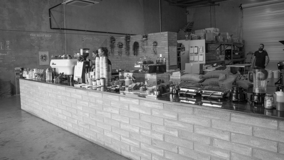 Espresso Bar Industry One Coffee Roasters Specialty Coffee