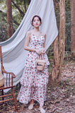 ILEENA TIER MAXI DRESS
