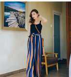 TUSCAN SLIT PANTS