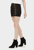 DRIFTER SKIRT (BLACK)