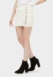 DRIFTER SKIRT (WHITE)