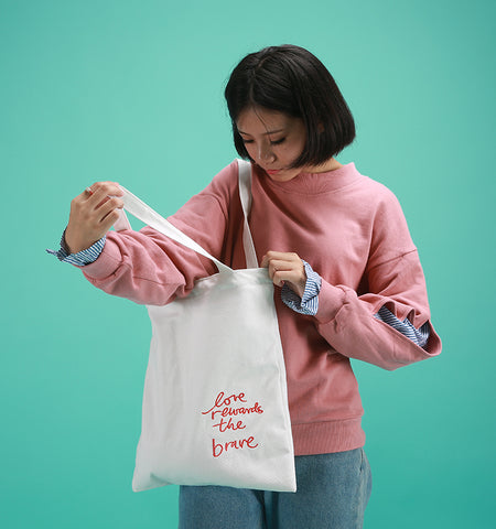 LOVE REWARDS TOTE BAG