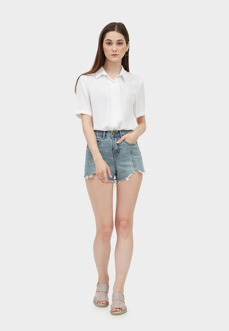 LUELLA DENIM SHORTS