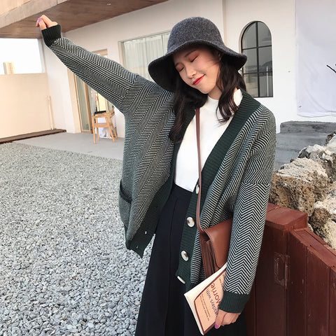 SEOLA KNIT CARDIGAN