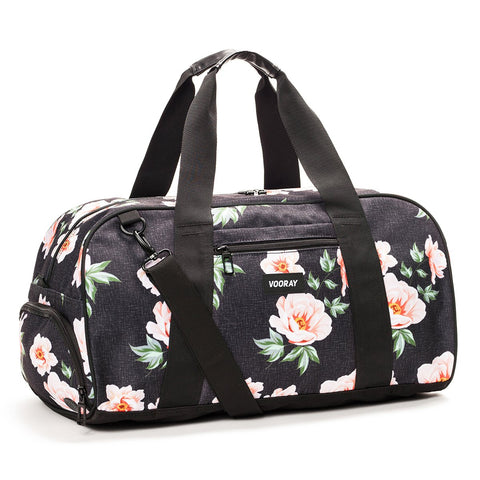 Vooray Burner Sport Duffel Rose Black