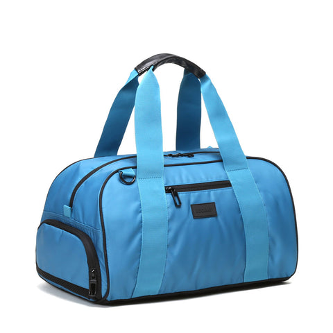 Burner Gym Duffel in Blue