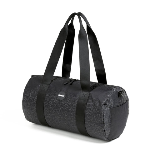 Vooray Iconic Duffel Black Foil