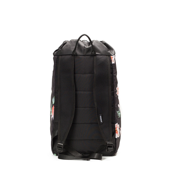 Stride Cinch Backpack, Rose Black