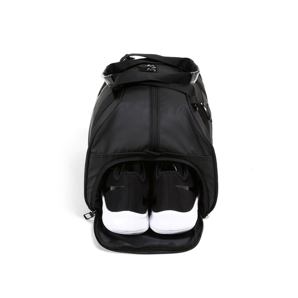 Burner Gym Duffel, Matte Black