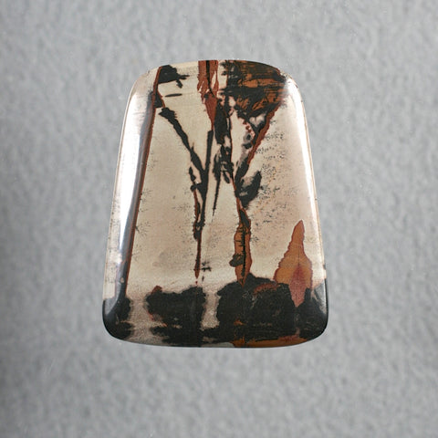 Indian paint stone Jasper cabochon