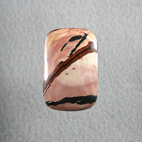 Indian paint Picture Jasper cabochon