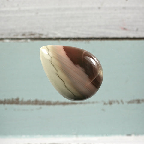 Royal Imperial Jasper Cabochon - Rusmineral cabochons&jewelry - 1