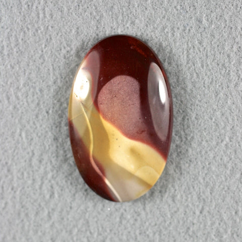 Mookaite Jasper oval cabochon - Rusmineral cabochons&jewelry - 1