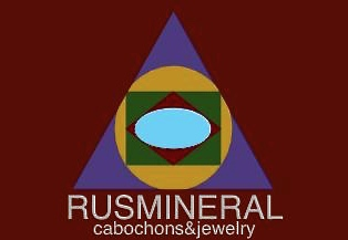 Rusmineral cabochons&jewelry