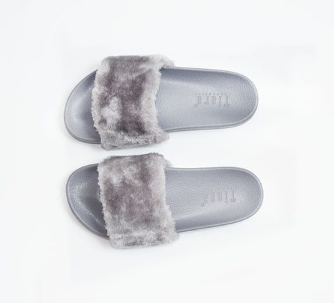 Accessories - Fur Slide
