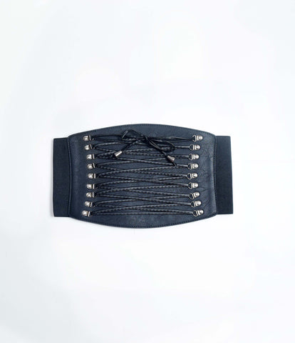 Accessories - Leatherette Corset