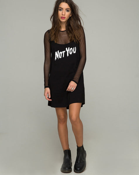 DRESS - Not You Slip Dress