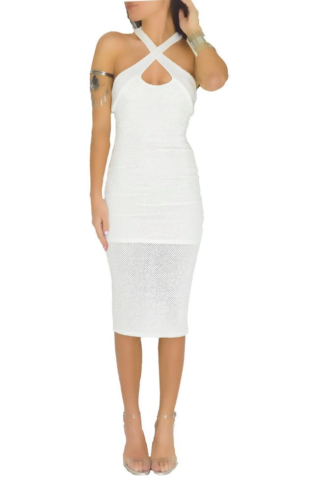 Wanna Be Like Kim Dress - Alyanna by Alexandra