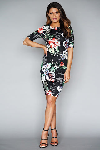 Adore Printing Dovetail dress