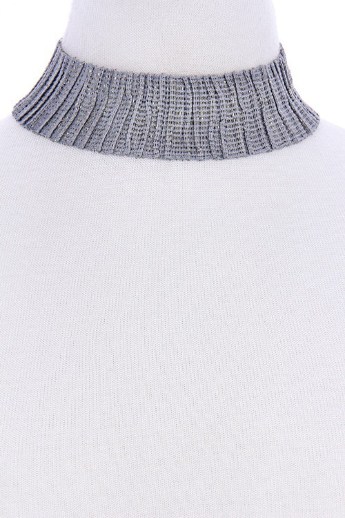 Kylie Grey Chocker - Adore Fashion