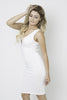 Crossback Mia Dress - Adore Fashion