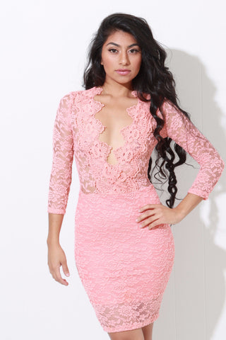Pri Sequins Dress
