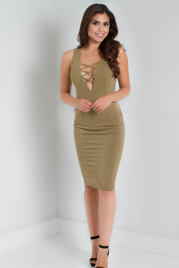 Sexy Chris Dress - Adore Fashion