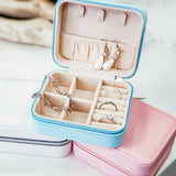Travel Jewelry Box Case