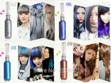 Joyous Hair Color Hair Dye Color Easy Temporary Non-toxic DIY Hair Mascara Color Hair Cream Color Crayon Professional Mutlicolor