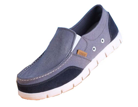 Canvas shoes Men Boat Shoes Casual shoes Convenience Relaxation Loafers Outdoors