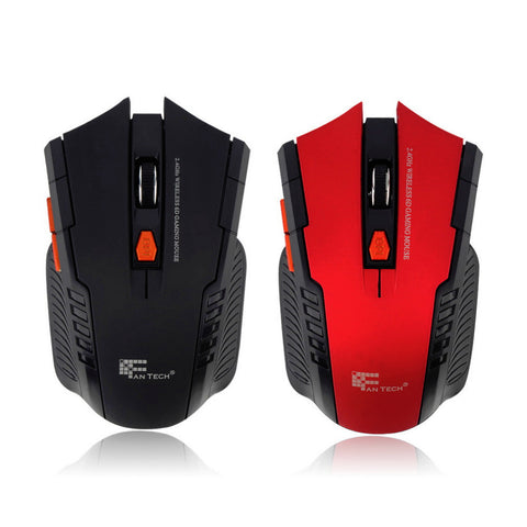Free 1pcs 2.4Ghz Mini portable Wireless Optical Gaming Mouse Mice For PC Laptop New Hot Worldwide