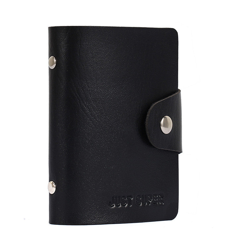 Leather credit card holdercase card holder wallet business card leather credit card holdercase card holder wallet business card package pu leather bag colourmoves