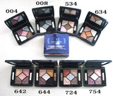 1pcs/lot new professional Brand makeup eyeshadow 5 colors couleurs edition dentelle eye shadow palette 6g