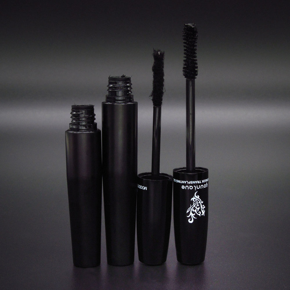 2pcs/set Younique 3D Fiber Lashes Mascara Rimel Makeup set Maquiagem Eyelash Waterproof Double Mascara Maquillaje With Logo Box