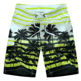 2016 Hot Sale Summer Men Shorts Sport Quick Dry Printing Designer Boardshort Surf Men