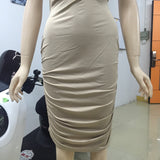 2016 Women Belted Elegant Pinup Celebrity Lace Crochet Tunic Stretch Colorblock Bodycon Evening Party Pencil Sheath Dress