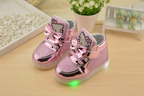 1-12 Ages Led light shoes kids shoes Orthopedic shoes unisex