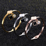 AAA Crystal shell classical brand designer bracelet women jewelry