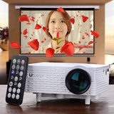 Uhappy Home Use Portable Mini Video Projector
